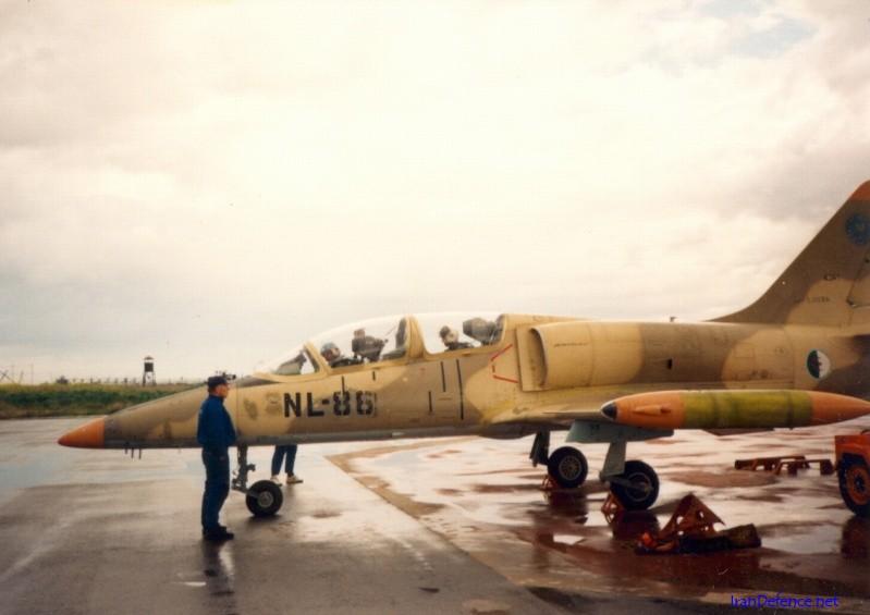 Fuerzas Armadas de Argelia AERO+L39