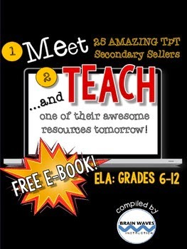 https://www.teacherspayteachers.com/Product/Meet-and-Teach-eBook-ELA-Grades-6-12-Free-1468027