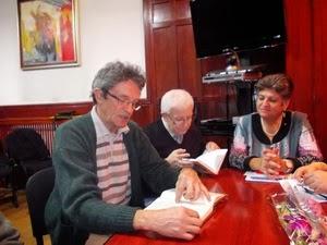 Cu Doina Bârcă și Cornel Balaban - 28.02.2014
