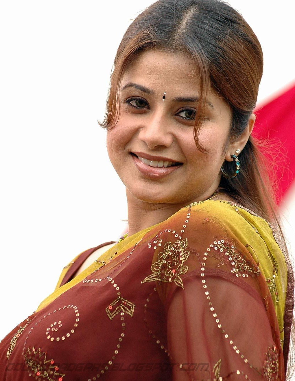 Actress Sangeetha In Saree Stills,Photogallery [TFC] | Agni Thevi