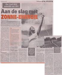 Telegraaf 13-06-2012