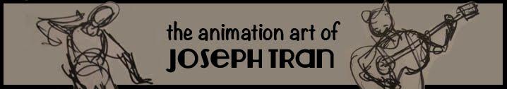 JOE TRANimation ART