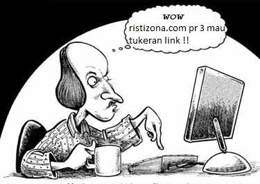 Tukar Link, Blog