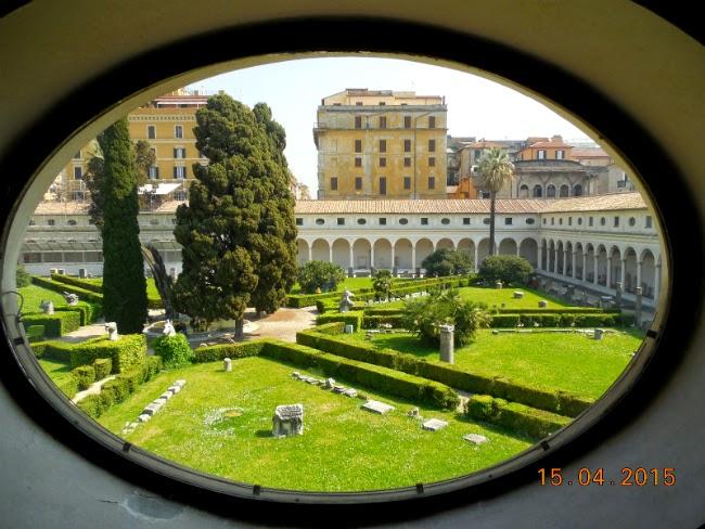 Gradina Terme de Diocleziano