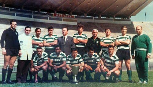 Taça das Taças 63/64