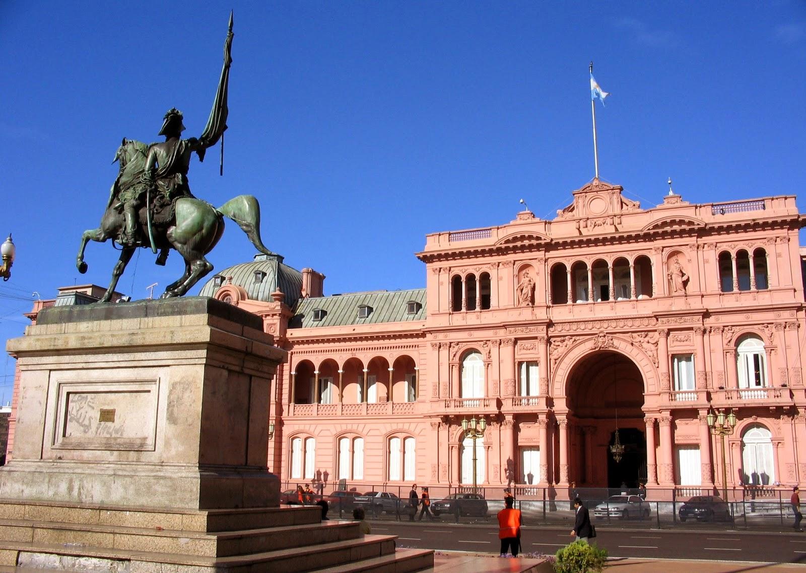Viagem para Argentina-Conheça Buenos Aires