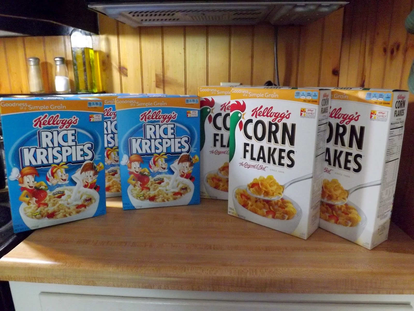 cheap cereal