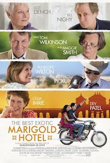 Ver online:El exótico Hotel Marigold (The Best Exotic Marigold Hotel) 2011