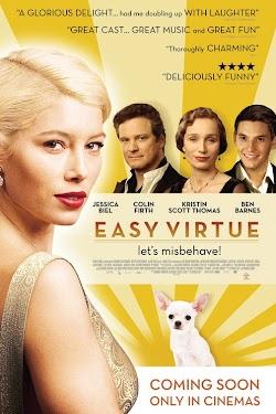 Đức Hạnh - Easy Virtue 2008 (2008) Poster