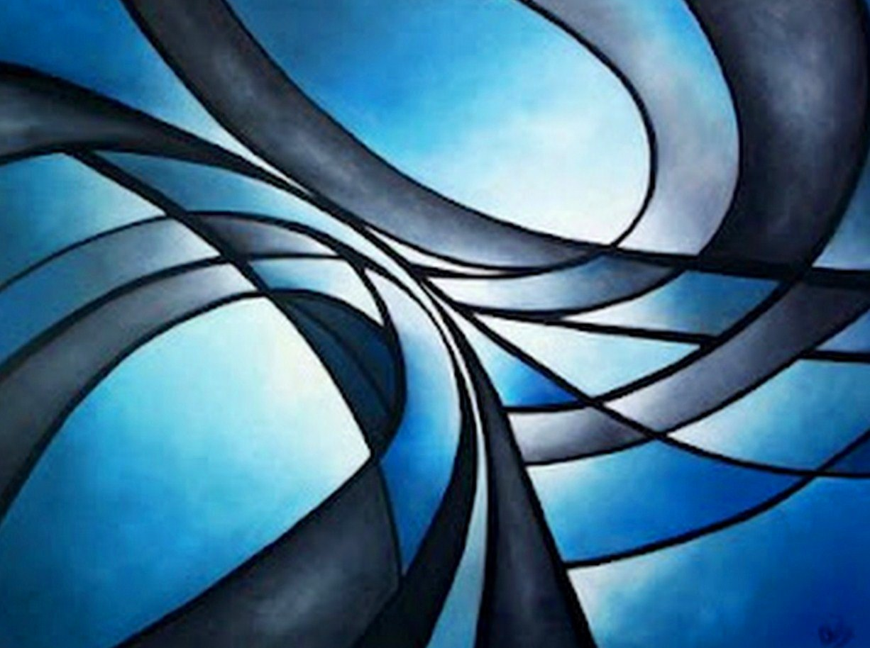 Pintura moderna y fotograf a art stica abstractos - Cuadros abstractos minimalistas ...