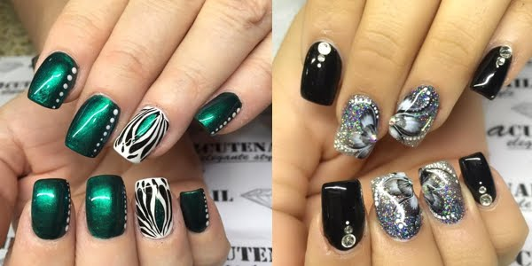 amazing nail art creations mikey