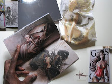 Girls Girls Girls Art book