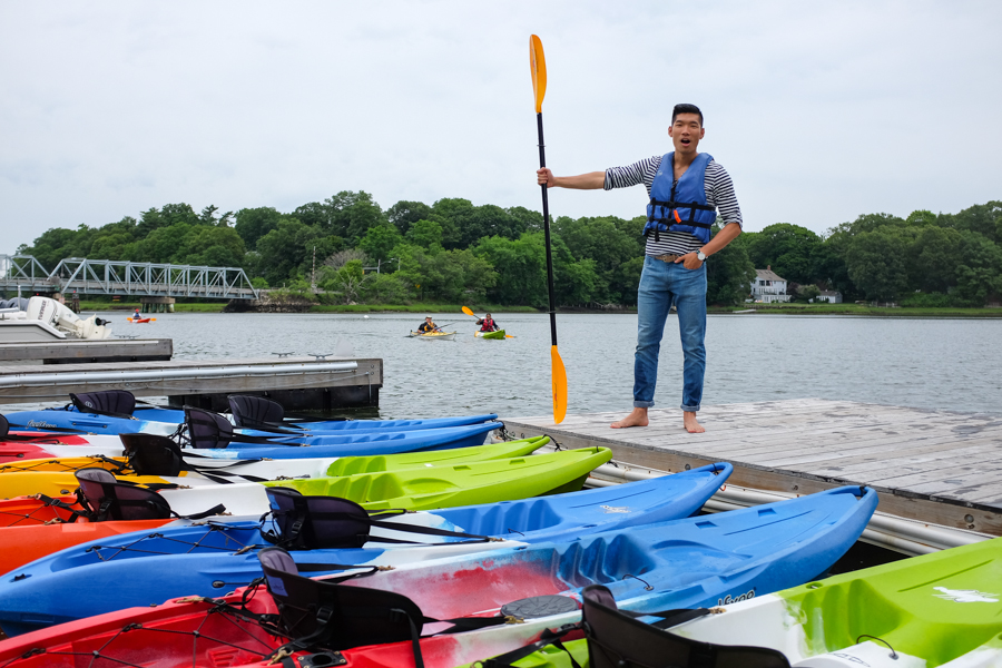 Levitate Style Travel: Connecticut #CTvisit, Weekend Getaway, Downunder Kayacking in Westport, CT