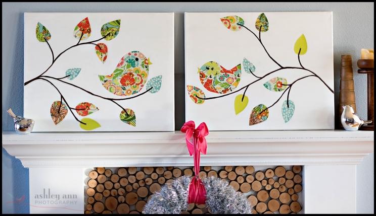 Arteir ssimo id ias para telas decorativas - Telas decorativas para paredes ...