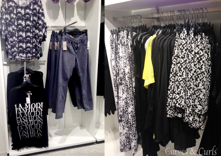 H&M plus size STORES IN CANADA