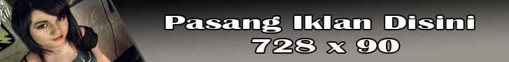 pasang banner 728x90 disini