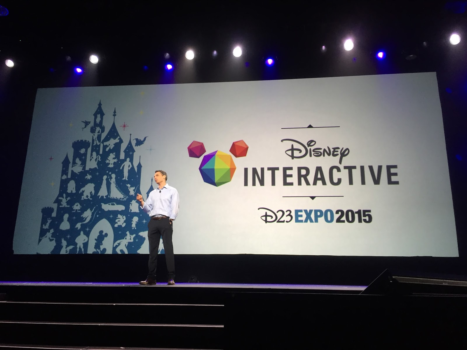 Wheelchair Travel Adventures: D23 Expo 2015: Disney Interactive ...