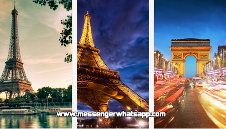 Fondos gratis de Paris Wallpapers for WhatsApp