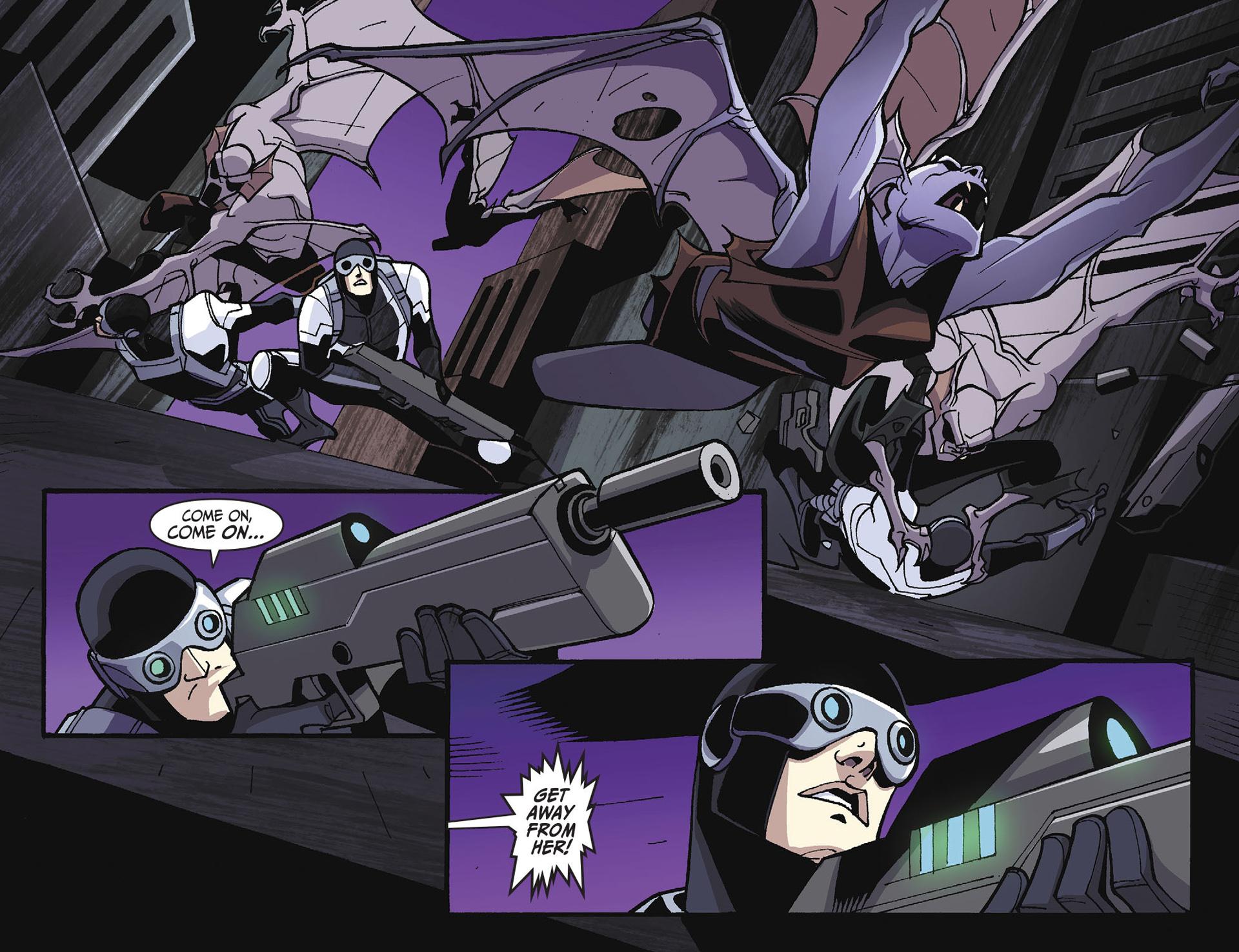Batman Beyond 2.0 #14 #27 - English 4