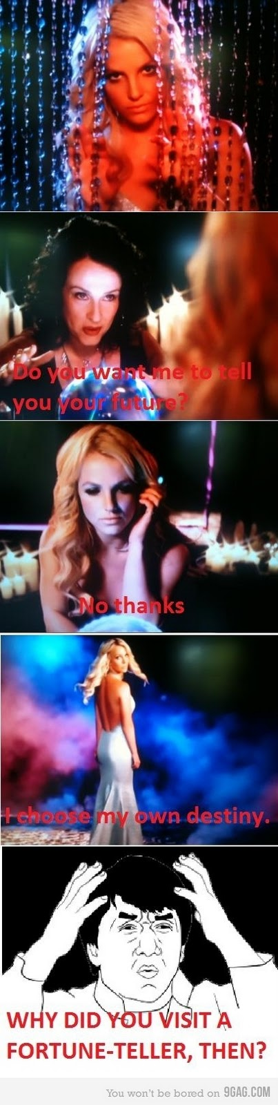 Britney's Fragrance Advert/Commercial