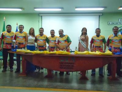 Brasil y Colombia en en Festival Confractenidad Amazonica
