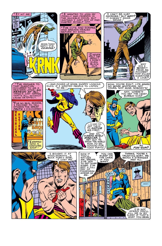 Captain America (1968) Issue #309 #237 - English 10
