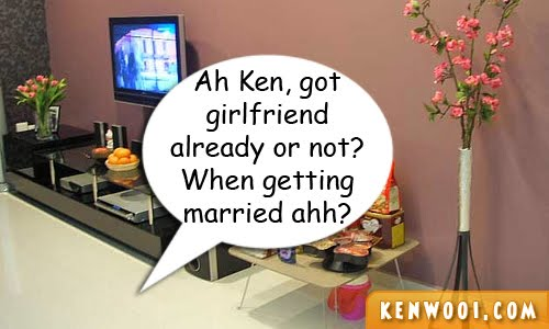 cny question girlfriend