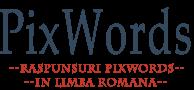 Raspunsuri Pixwords in Romana