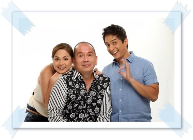 MY HOUSE HUSBAND, Ryan Agoncillo, Judy Ann Santos, Jose Javier Reyes