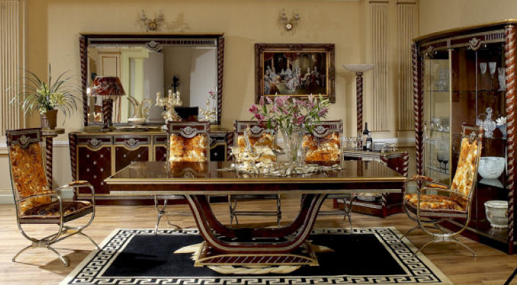 Shop For The Finest In Italian Style Dining Room Furniture Designs At  Discount Prices. We Carry Full Italian Style Dining Room Designed Sets, ...