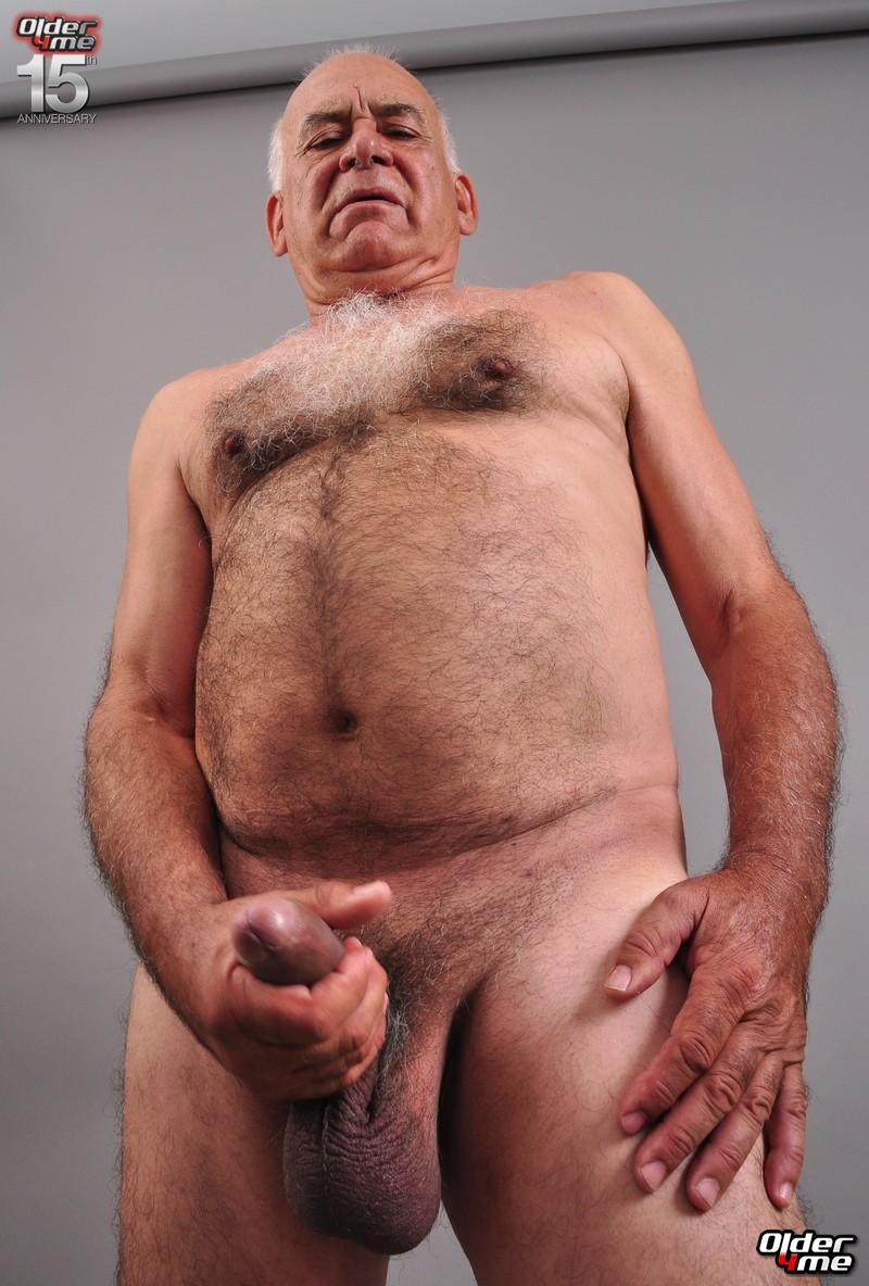 Naked Hairy Old Men