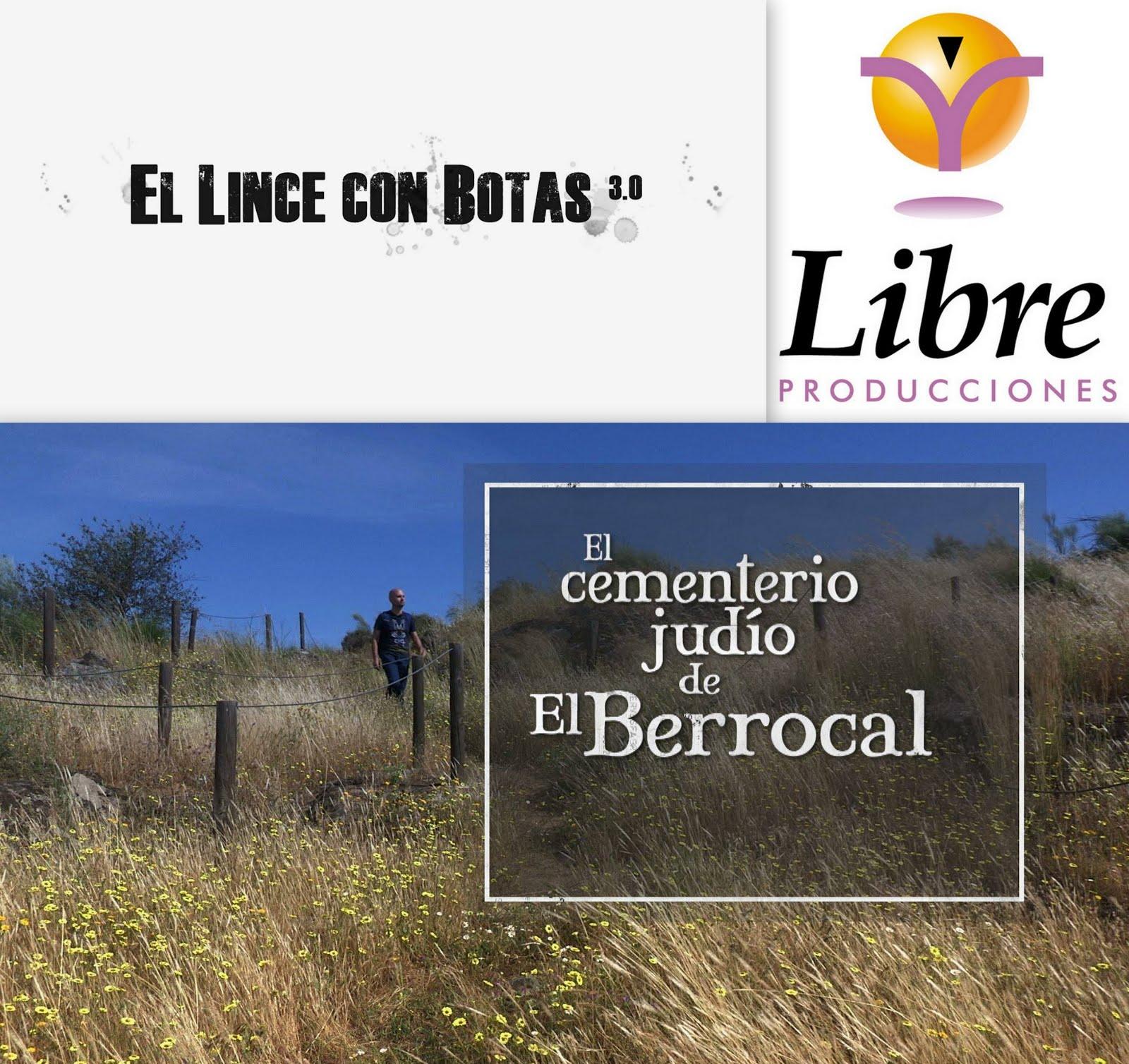 El lince con botas 3.0: El cementerio judío de El Berrocal (Plasencia)