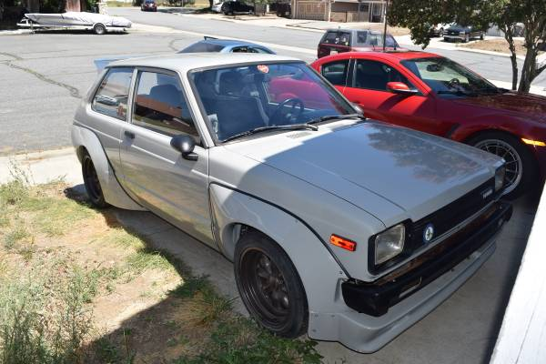 Custom 1981 Toyota Starlet KP61 | Auto Restorationice