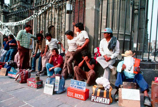 empleo y desempleo en veracruz: