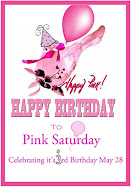 PINK SATURDAY!!
