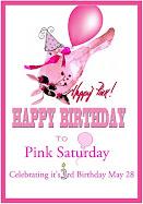 PINK SATURDAY!!