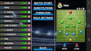 Game PES 2012 (Full) v1.0.5 APK