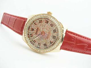 Jam Tangan Rolex | Kulit | Wanita | Murah | Grosir