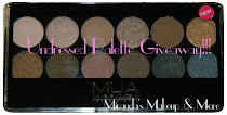 MUA Undressed Palette Giveaway + Thanks to you!