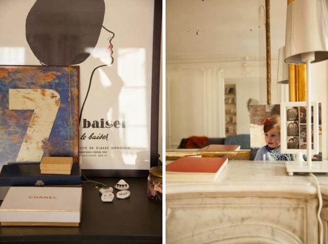 casa estilo clásico y vintage en Paris