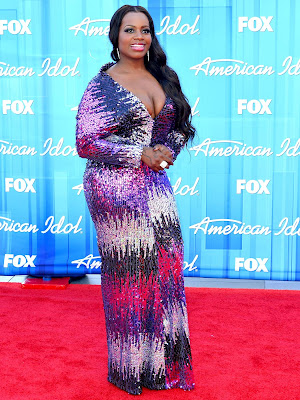 Fantasia American Idol Wardrobe Malfunction