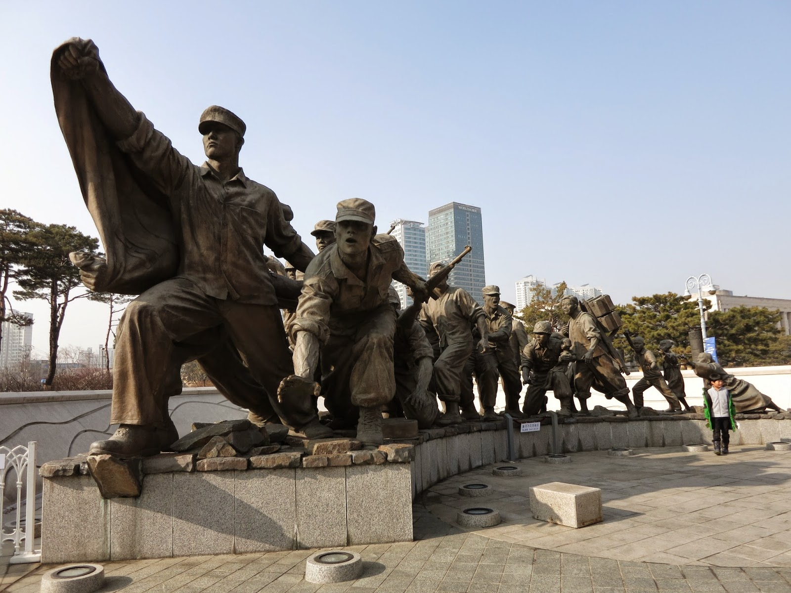 The War Memorial of Korea @ Seoul