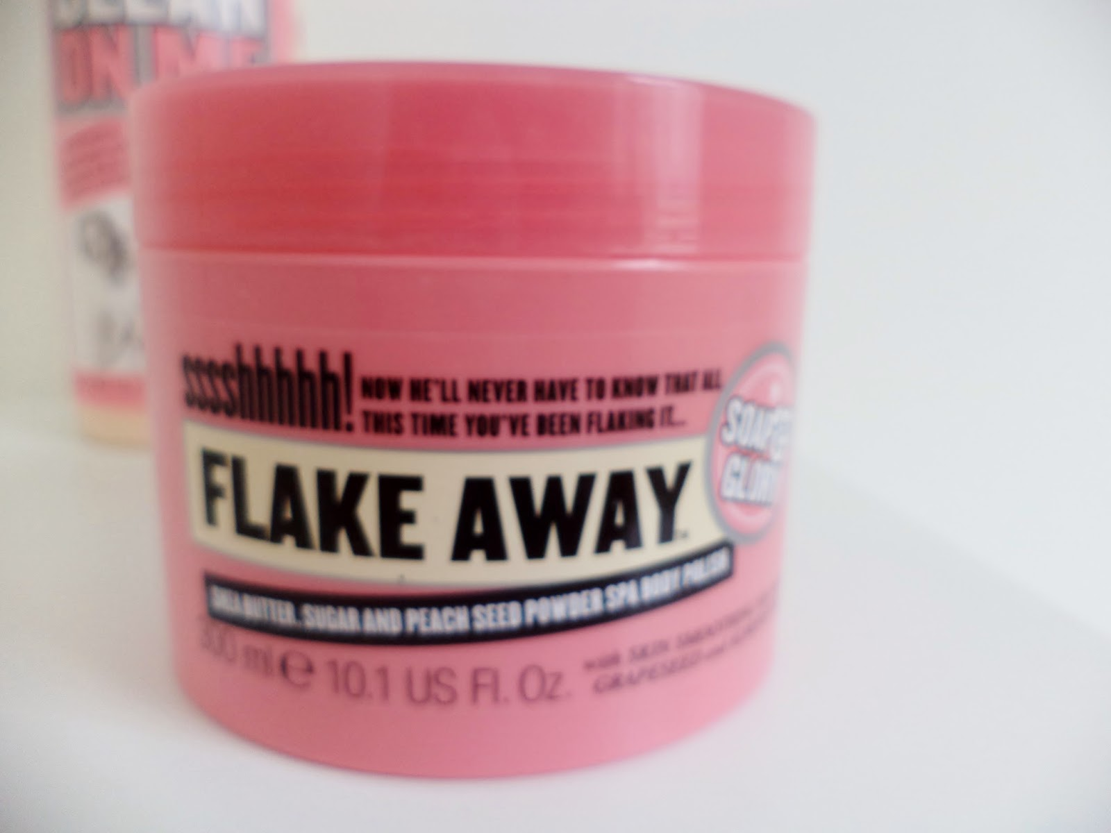 soap and glory flake away