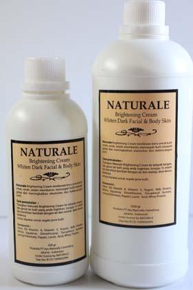 Naturale Bleaching Cream