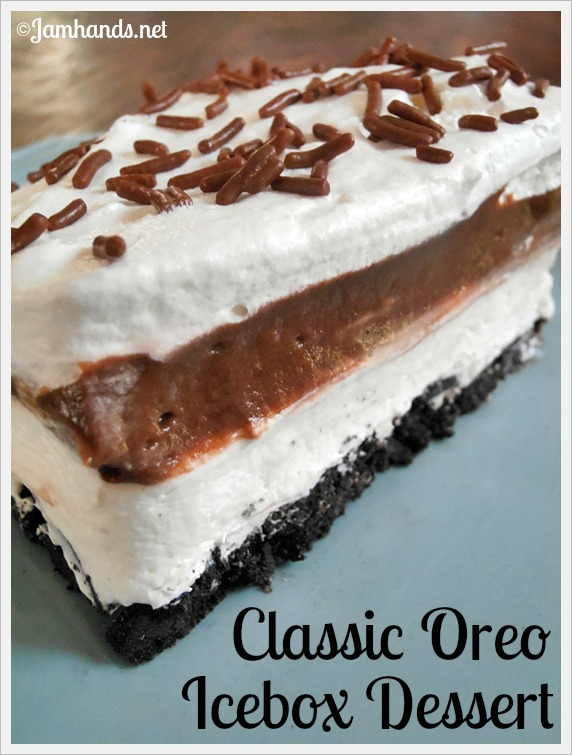 ... cake fudgy chocolate peanut butter cup icebox cake classic icebox cake