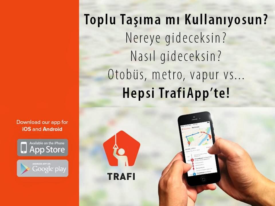 Trafi App