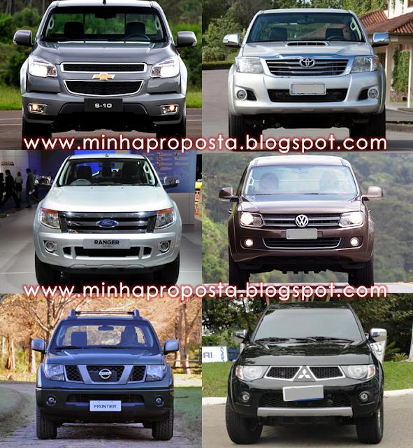 Ford Ranger Vs Toyota Hilux Cual Es Mejor