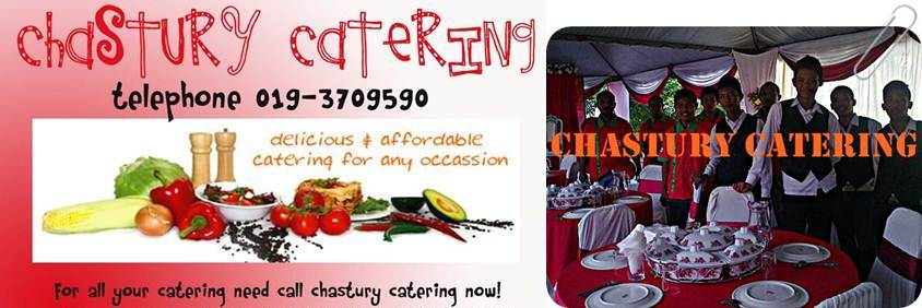 chastury catering & canopy
