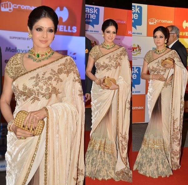 bollywood celebrities in designer sabyasachi mukherjees