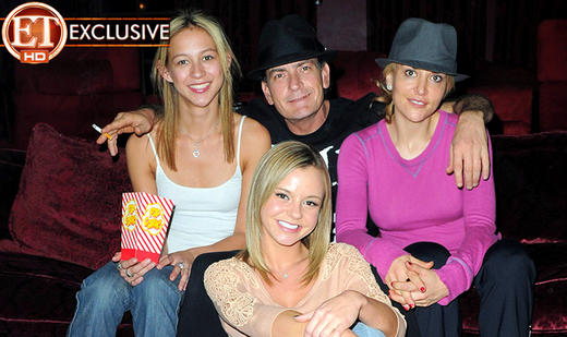 charlie sheen bree olson natalie kenly brooke mueller 640 gsi Hot and Sexy Japanese Women: 05/09